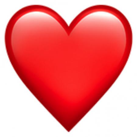 Afbeeldingsresultaat voor emoticon hartje