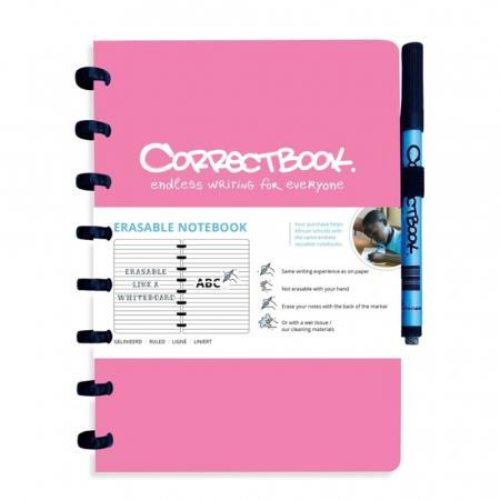 Whiteboard notitieboek
