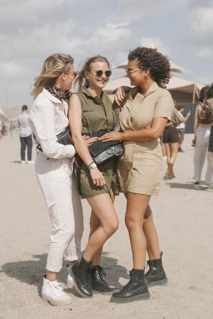 Nona, Nicky en Ayla