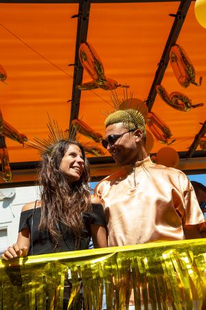 Pauline (30) en Eyukewe (30)