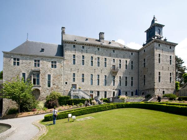 Chateau de Harzé in Harzé, België