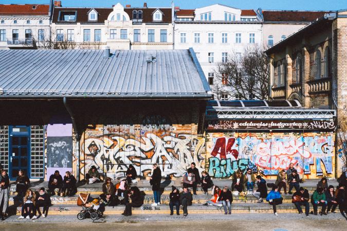 Kreuzberg, Berlijn (Duitsland)