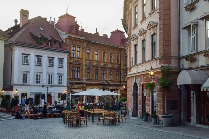 Metelkova, Ljubljana (Slovenië)