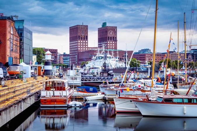 Grünerløkka, Oslo (Noorwegen)