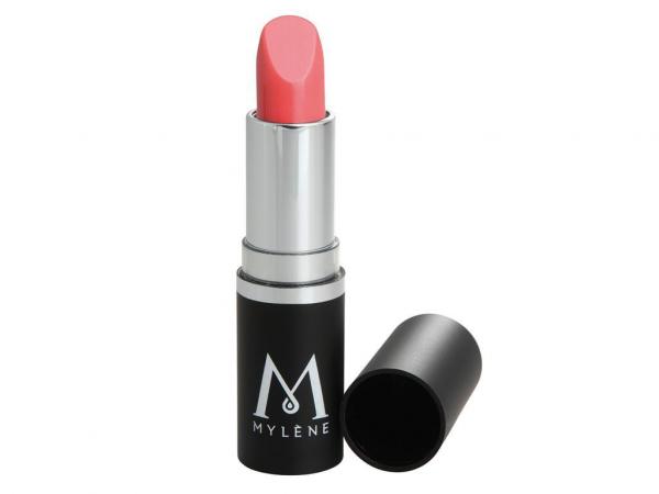 Lipstick in de kleur 'Soft Coral' van Mylène