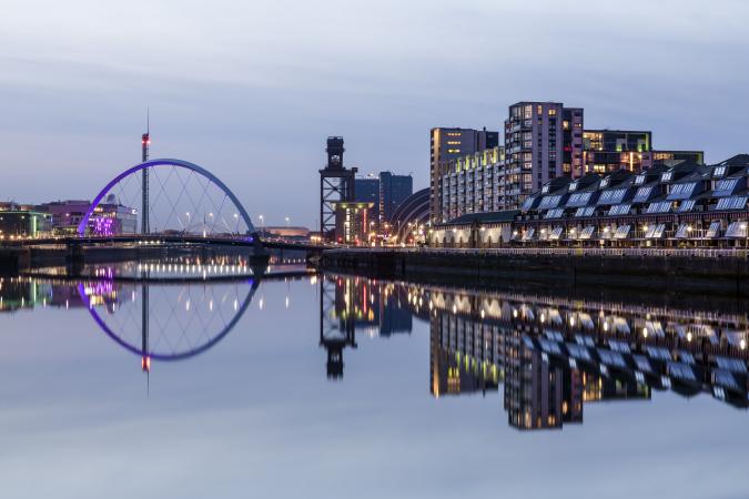 Glasgow, Schotland
