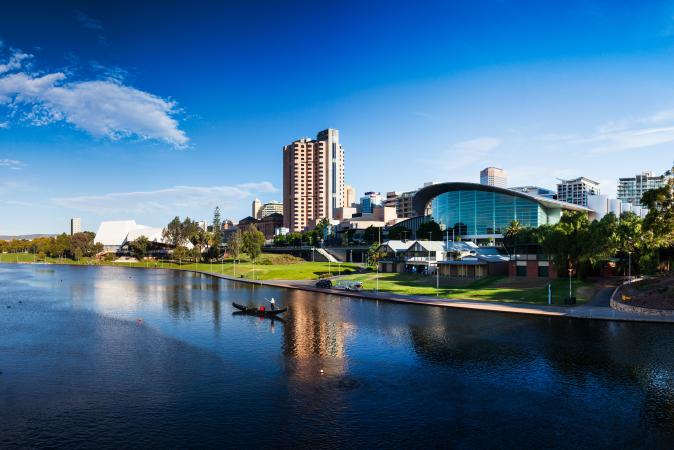 Adelaide, Australië
