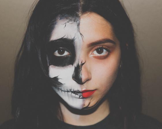 6. Ontwerp je eigen halloweenkostuum