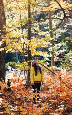 2. Verwen jezelf met een nieuwe herfstgarderobe