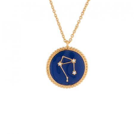 Halsketting met horoscoopbedeltje