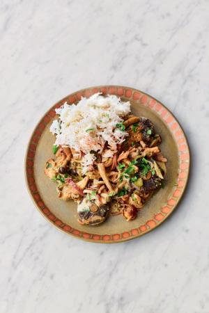 Waanzinnige vega chili van Jamie Oliver (uit zijn nieuwste