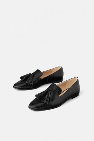 Loafers met tassels