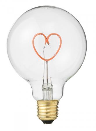 LED lamp hartje