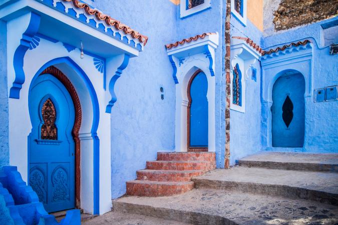 La ville bleue deChefchaouen