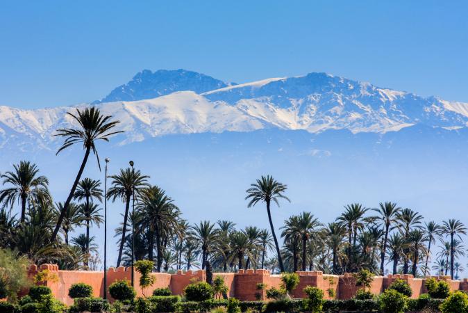 Murailles de Marrakech