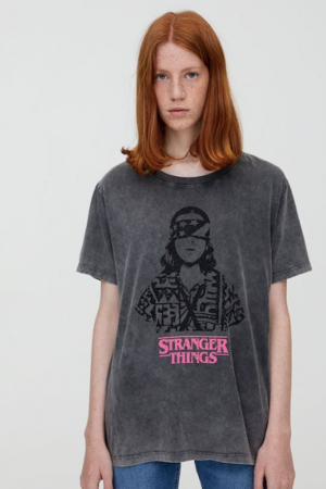 T-shirt 'Eleven Stranger Things'