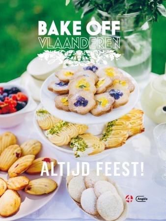 'Bake Off Vlaanderen – Altijd feest!'