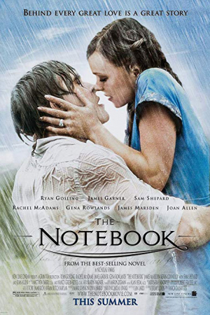 17. The Notebook (2004)