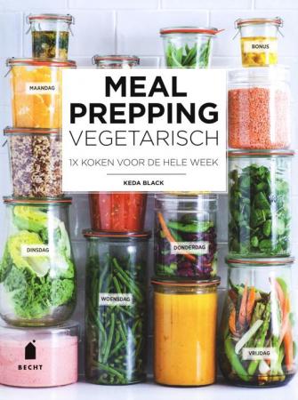 Meal prepping vegetarisch, Keda Black