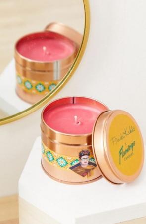 Frida Kahlo x Flamingo Candles