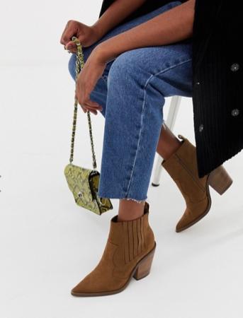 De elegante cowboy boots