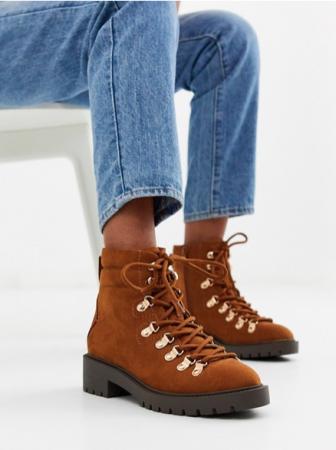 De hiker boots
