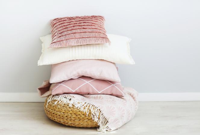 Ruil je sofa in voor gezellige kussens