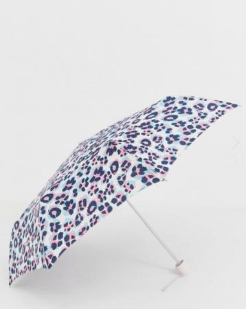 Paraplu met luipaardprint