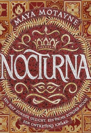 'Nocturna' van Maya Motayne