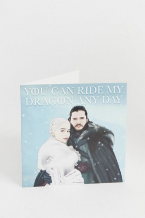 You can ride my dragon