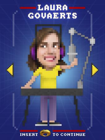 MNM-stem Laura Govaerts