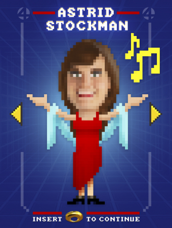 Operazangeres Astrid Stockman