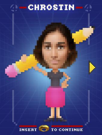Flair-huiscartooniste Chrostin (Christina De Witte)