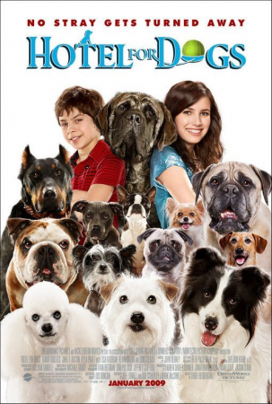 'Hotel For Dogs'