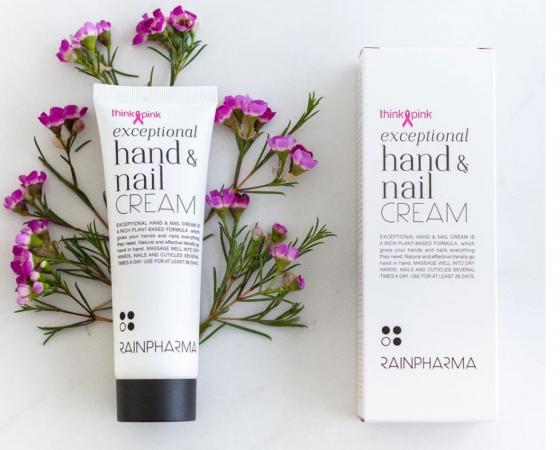 Exceptional Hand & Nail Cream van RainPharma