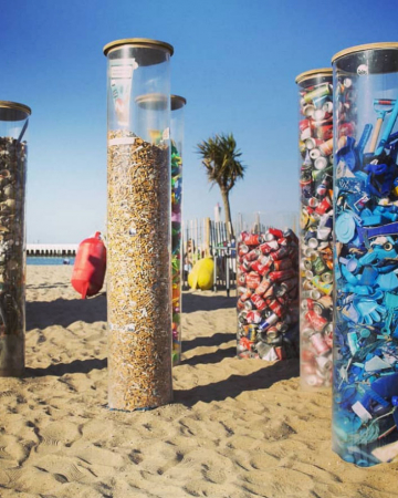 14u30: Proper Strand Lopers werken samen aan schone stranden
