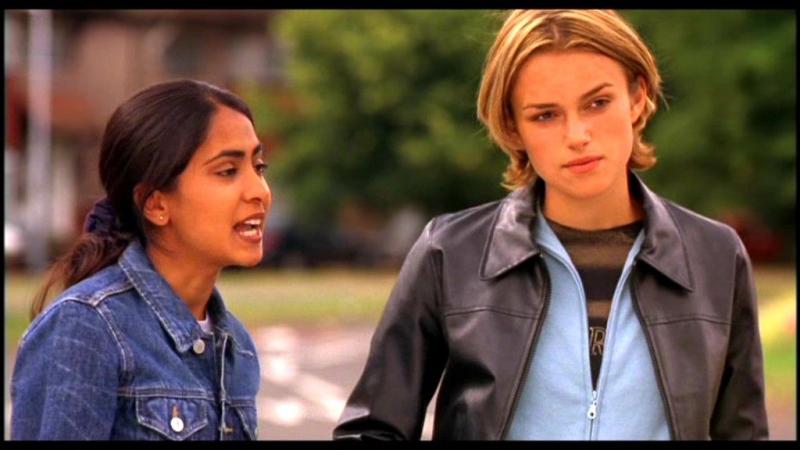 Jess en Jules in 'Bend It Like Beckham'