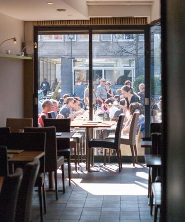 Au Fond Du in Lier (Antwerpen)