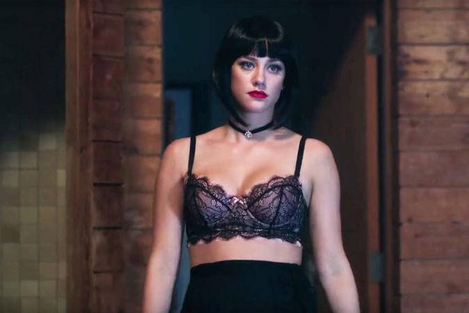 Dark Betty uit'Riverdale'