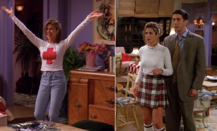 Rachel uit 'Friends'