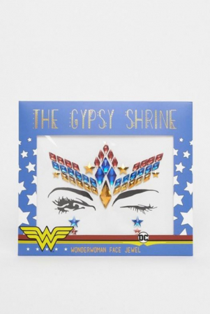 Wonder Woman Face Jewel van Gypsy