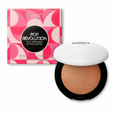 2 in 1 Bronzer & Highlighter