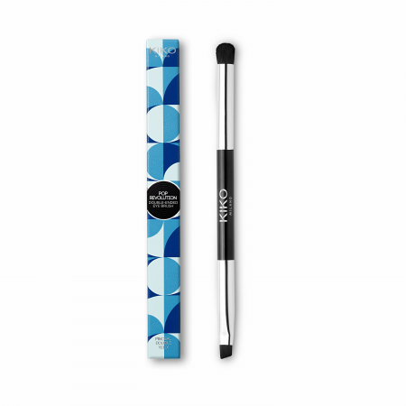Double Ended Eye Brush