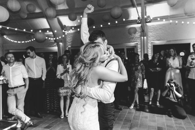 La première danse