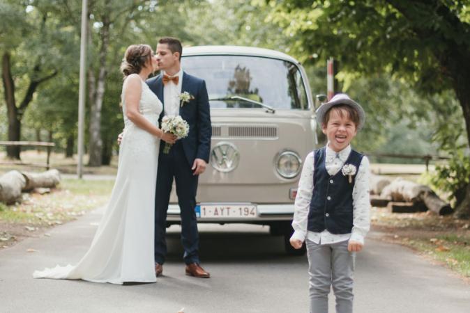 De bruidsjonker