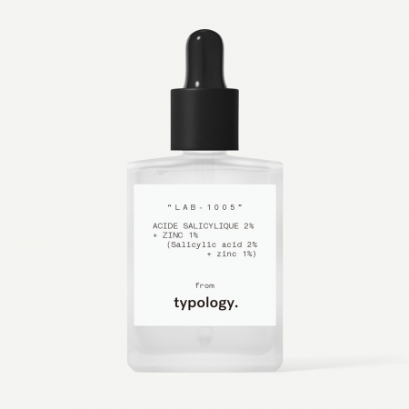 Sérum imperfections – Typology
