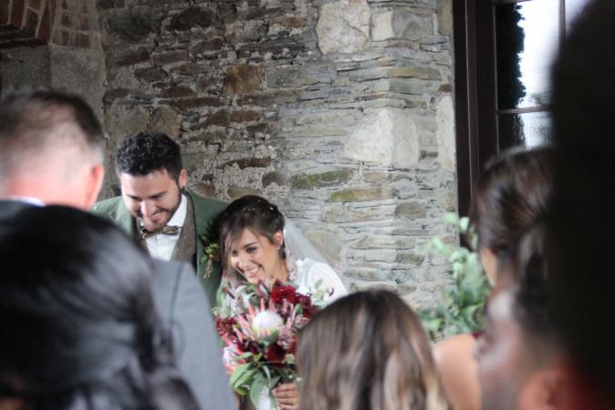 Het bruidsboeket