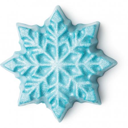 Let it snow – barre à massages à paillettes