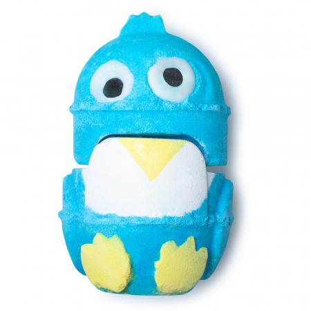 Penguin bomb bomb – bombe de bain