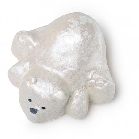 Polar plunge – pain moussant